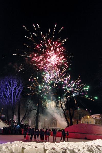 Pärnu Jääfestival 2012