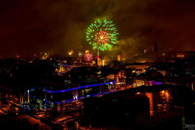 AASTAVAHETUS 2012-2013 TALLINNAS HARJUMÄEL