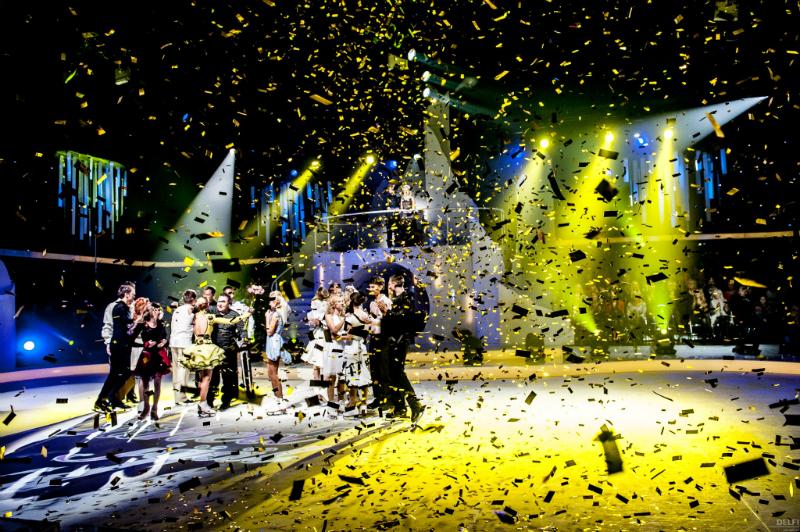 TÄHED JÄÄL 2012