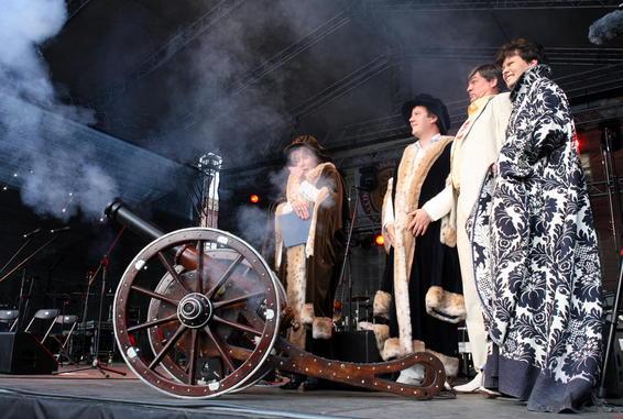 VANALINNA PÄEVADE AVAMINE 2007