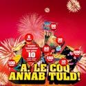 A. LE COQ ANNAB TULD!